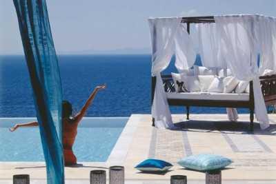 Danai Beach Resort Villas Luxus