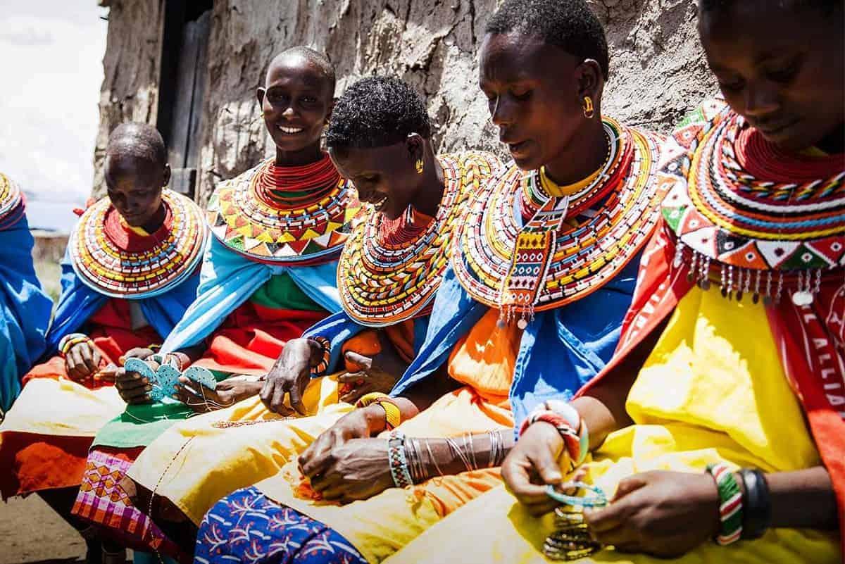 Segera Retreat Afrika Safari Luxus