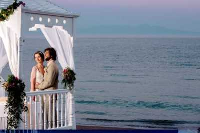 Skiathos Princess Hotel Luxus Honeymoon Hochzeit Familie