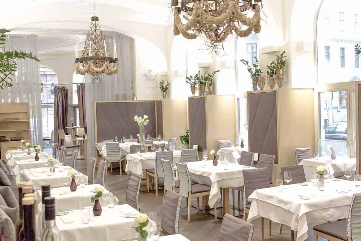 TIAN Wien Gourmet Restaurant Vegetarisch