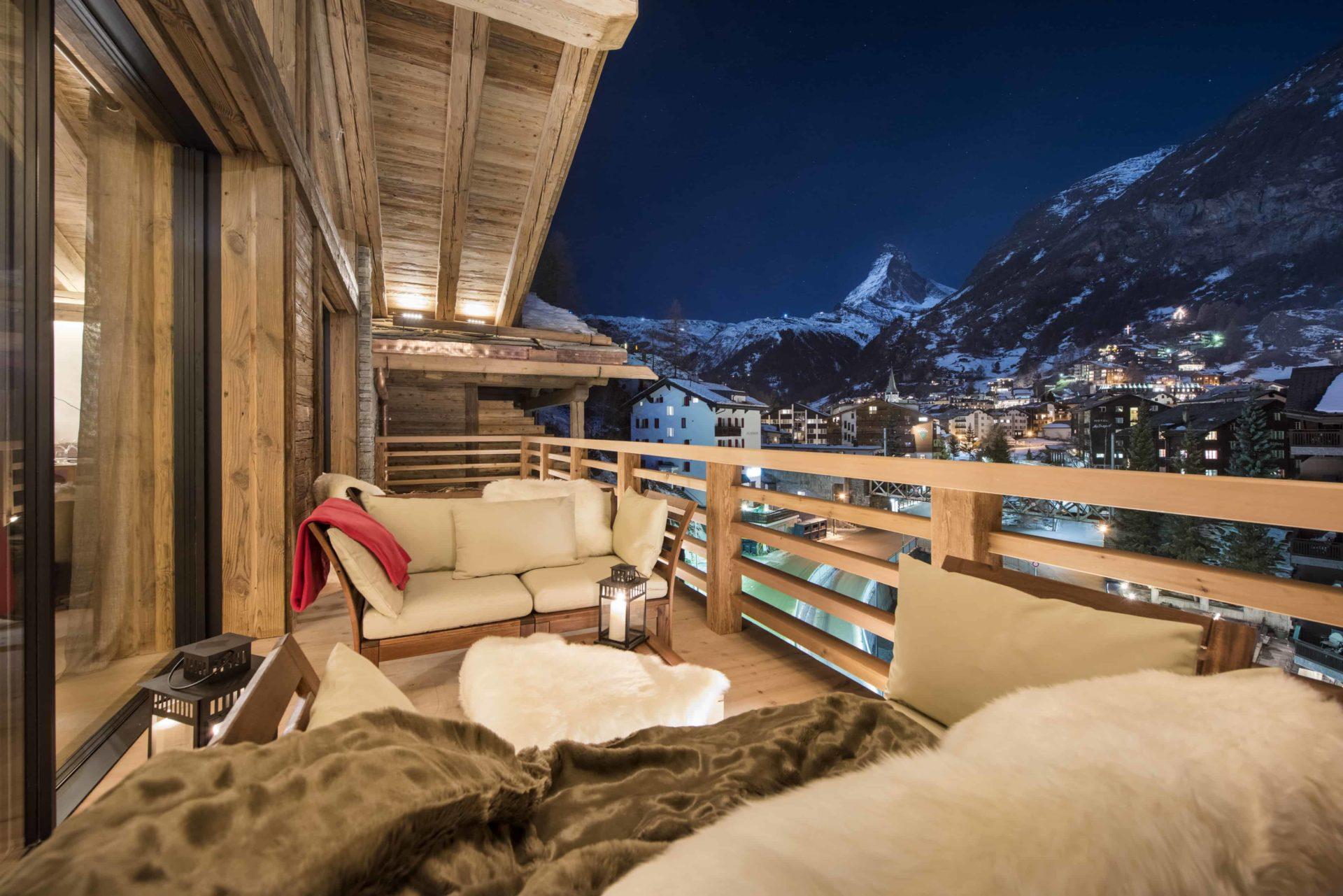 Haute Montagne Chalet Elbrus Zermatt
